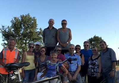 Groepsfoto in Hoegaarden-20-06-2018