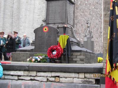 Het Monument der Gesneuvelden